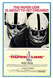 Paper Lion (1968) Poster - Movie Forum, Cast, Reviews