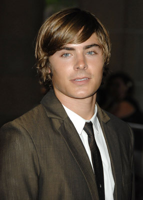 Zac Efron at Me and Orson Welles (2008)