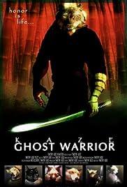 Kaze, Ghost Warrior Poster