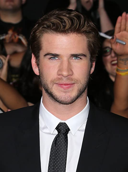 Liam Hemsworth at an event for The Hunger Games: Catching Fire (2013)