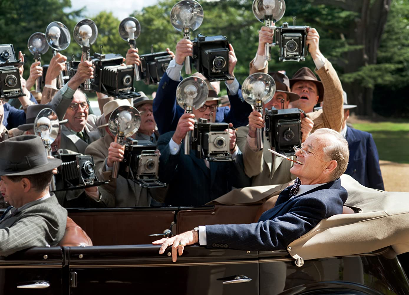 Bill Murray in Hyde Park on Hudson (2012)
