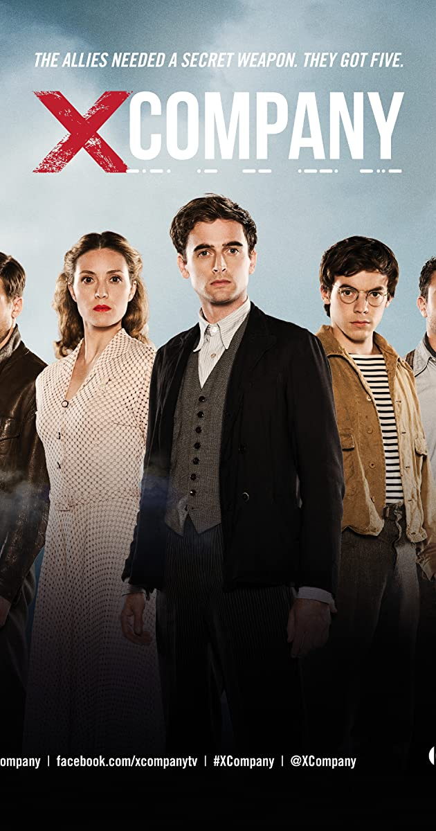 Watch X Company Season 3, Episode 3 S3E3