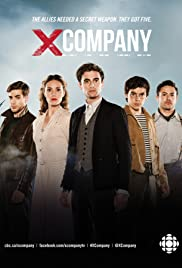 X Company Poster - TV Show Forum, Cast, Reviews