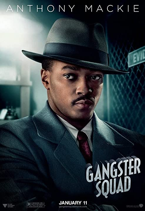 Anthony Mackie in Gangster Squad (2013)