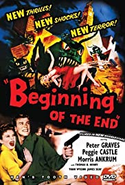 Beginning of the End Poster