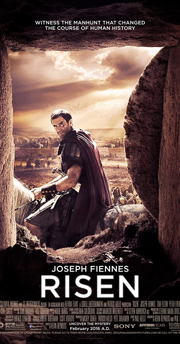 Risen (2016) Bluray 720p 1080p x265 2160p