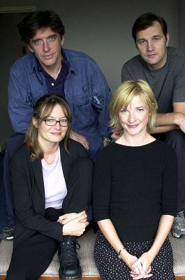 Jane Horrocks, Catherine McCormack, Craig Ferguson, and David Morrissey