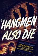 Primary image for Hangmen Also Die!