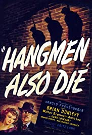 Hangmen Also Die! (1943) Poster - Movie Forum, Cast, Reviews