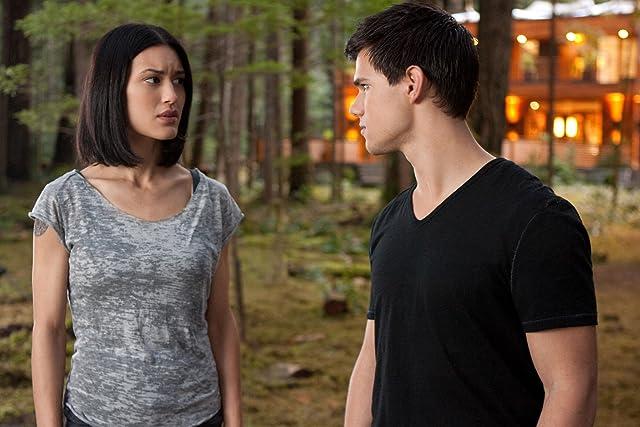 Taylor Lautner and Julia Jones in The Twilight Saga: Breaking Dawn - Part 1 (2011)