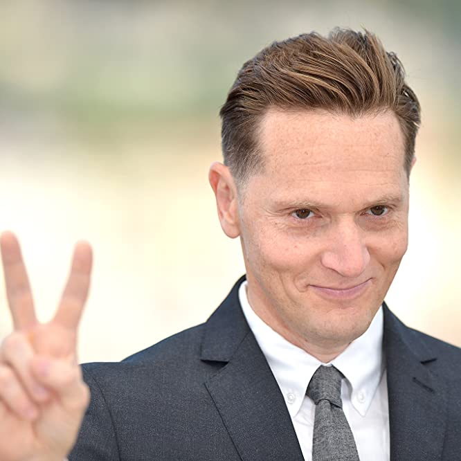Matt Ross at an event for Captain Fantastic (2016)