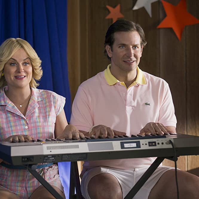 Bradley Cooper and Amy Poehler in Wet Hot American Summer: First Day of Camp (2015)