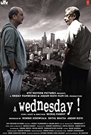 A Wednesday (2008) Poster - Movie Forum, Cast, Reviews