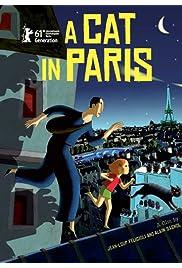Watch Movie A Cat in Paris (2010)