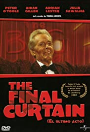 The Final Curtain Poster