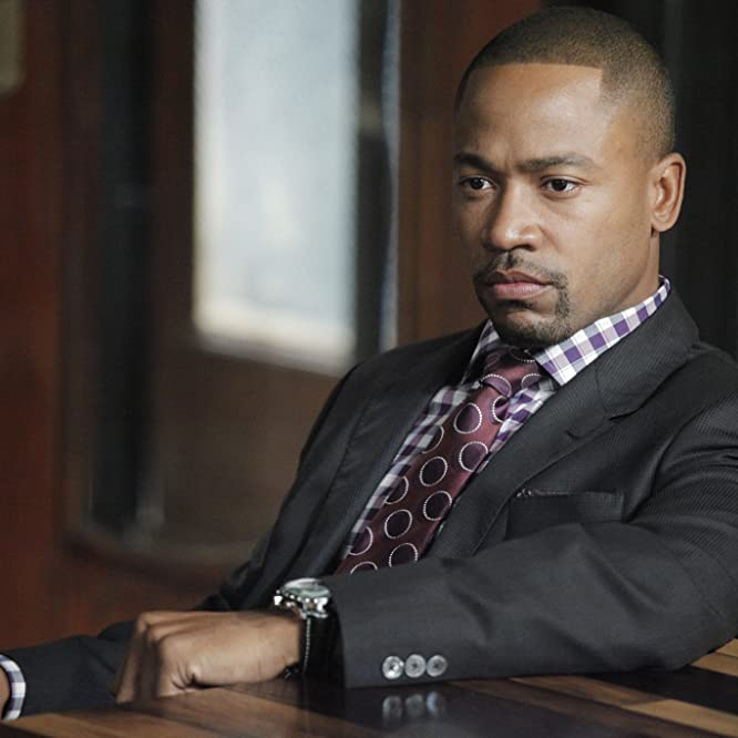 Columbus Short in Scandal (2012)