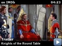 Knights of the Round Table -- King Arthur establishes the greatest reign England has ever seen, and along for the ride are his indispensable Knights of the Round Table...