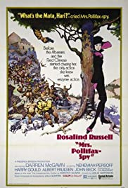 Mrs. Pollifax-Spy (1970) Poster - Movie Forum, Cast, Reviews