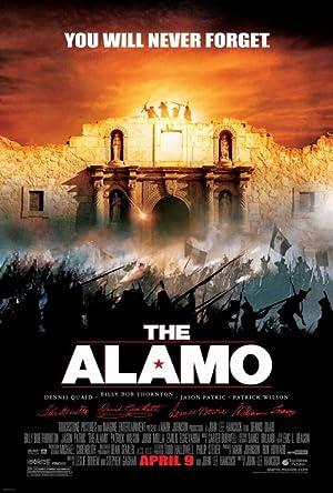 Poster Alamo - Der Traum, das Schicksal, die Legende
