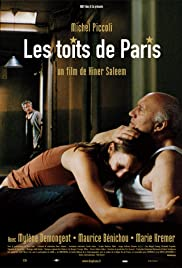 Beneath the Rooftops of Paris Poster