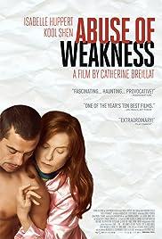 Abus de faiblesse Poster