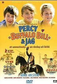 Percy, Buffalo Bill och jag Poster