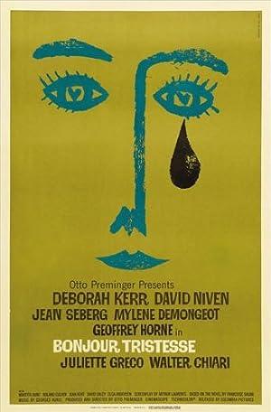 Poster Bonjour Tristesse