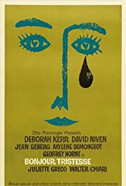 Bonjour Tristesse (1958) Poster - Movie Forum, Cast, Reviews