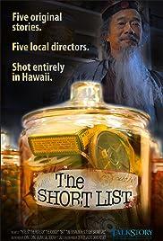 The Short List Poster