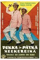 Image of Pekka ja Pätkä neekereinä