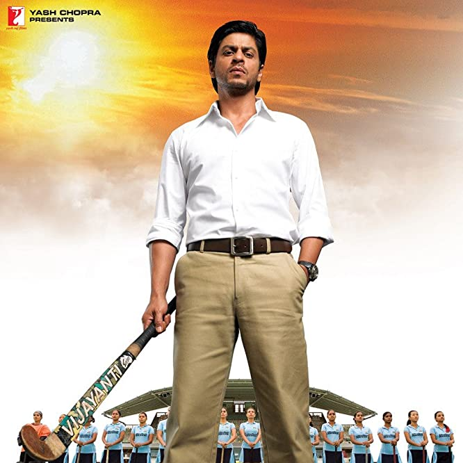 Shah Rukh Khan in Chak de! India (2007)