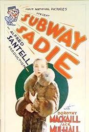 Subway Sadie Poster