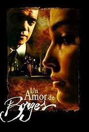 Un amor de Borges Poster