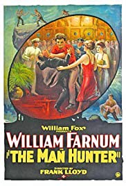 The Man Hunter Poster