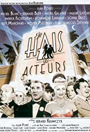 I Hate Actors (1986) Poster - Movie Forum, Cast, Reviews