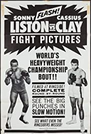 World Heavyweight Championship Bout: Charles 'Sonny' Liston vs. Cassius Clay Poster