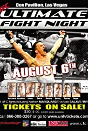 UFC: Ultimate Fight Night Poster