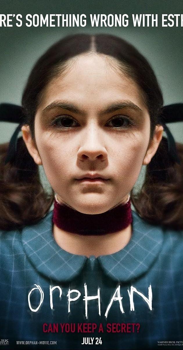 Našlaitė / Orphan (2009) Online
