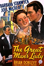 The Great Man's Lady (1942) Poster - Movie Forum, Cast, Reviews