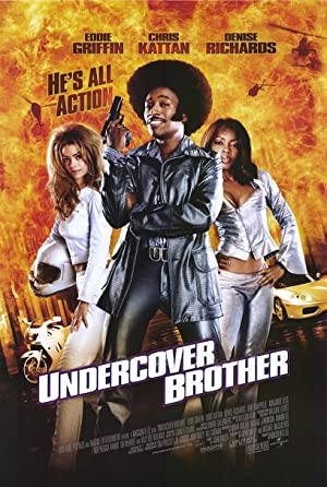 Poster Undercover Brother