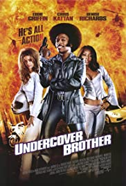 Undercover Brother (2002) Poster - Movie Forum, Cast, Reviews