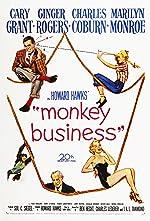 Monkey Business(1952)