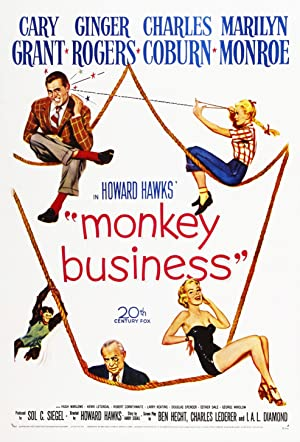 Monkey Business poster