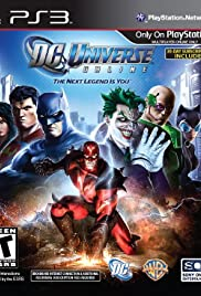 DC Universe Online Poster