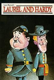 A Laurel and Hardy Cartoon Poster - TV Show Forum, Cast, Reviews