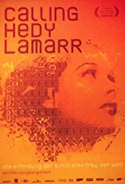 Calling Hedy Lamarr Poster