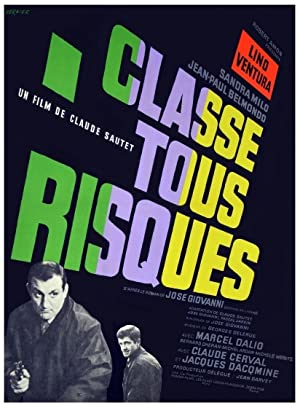 Classe Tous Risques poster