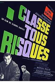 Classe Tous Risques(1960) Poster - Movie Forum, Cast, Reviews