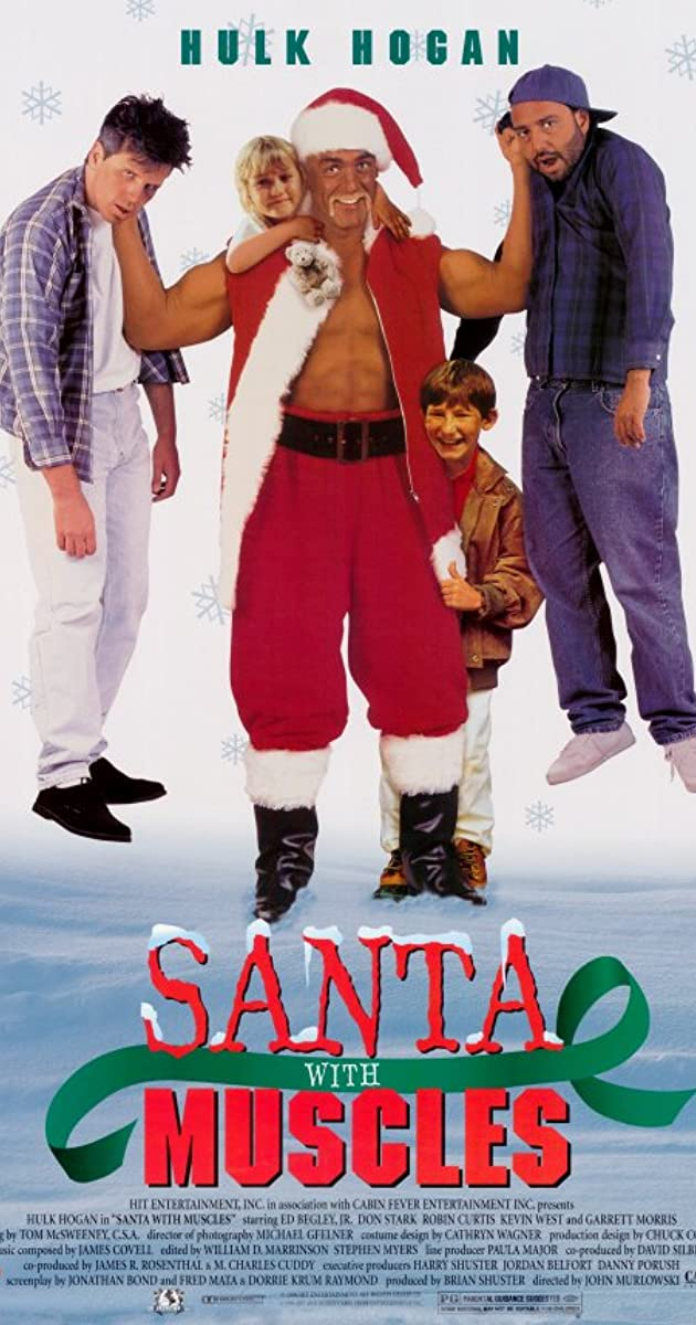 Raumeningas Santa / Santa with Muscles (1996)	Online