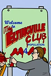 Welcome to Eltingville Poster
